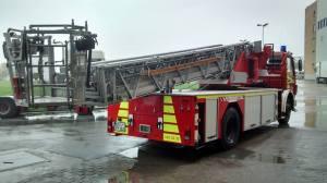 Metz DLK 23-12 SE der Feuerwehr Hilter