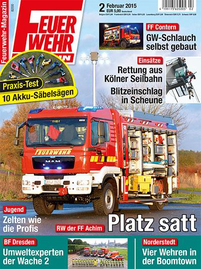 Feuerwehr-Magazin: Plötzlich mit Drehleiter? DREHLEITER.info bildet aus!