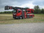 Rosenbauer Metz L40A-XS