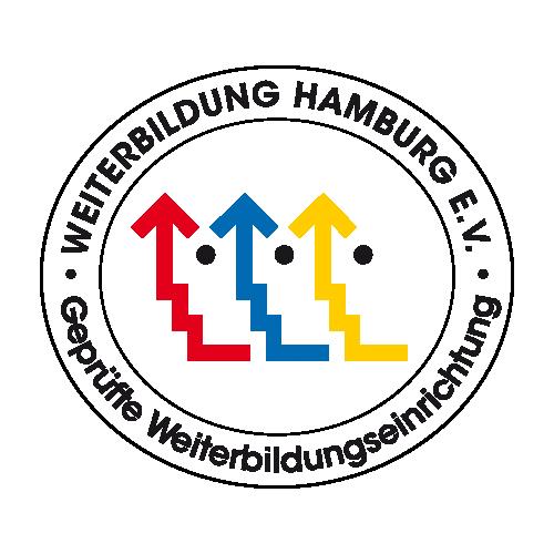 Qualitätssiegel von Weiterbildung Hamburg E. V.
